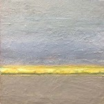 Solitude Face à la Mer 3Mixte/bois12 x 12
